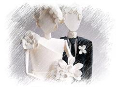 Поздравления с бумажной свадьбой в стихах короткие